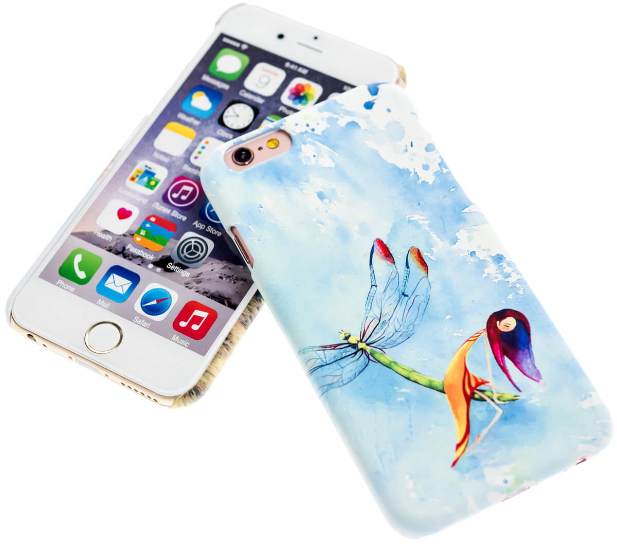 cover rigida iphone 8 personalizzata