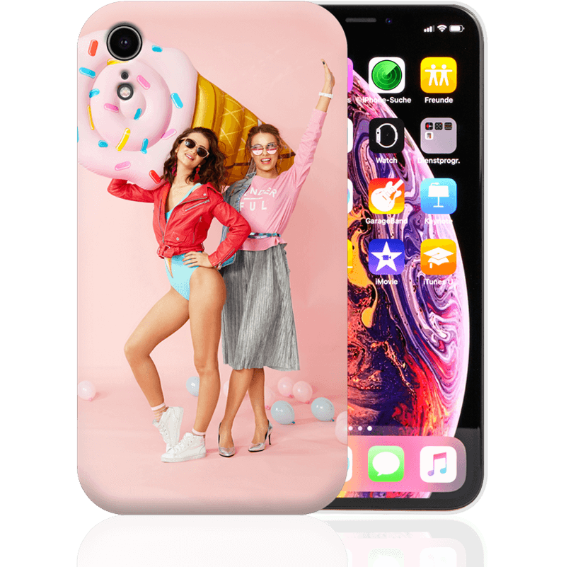 creare cover iphone