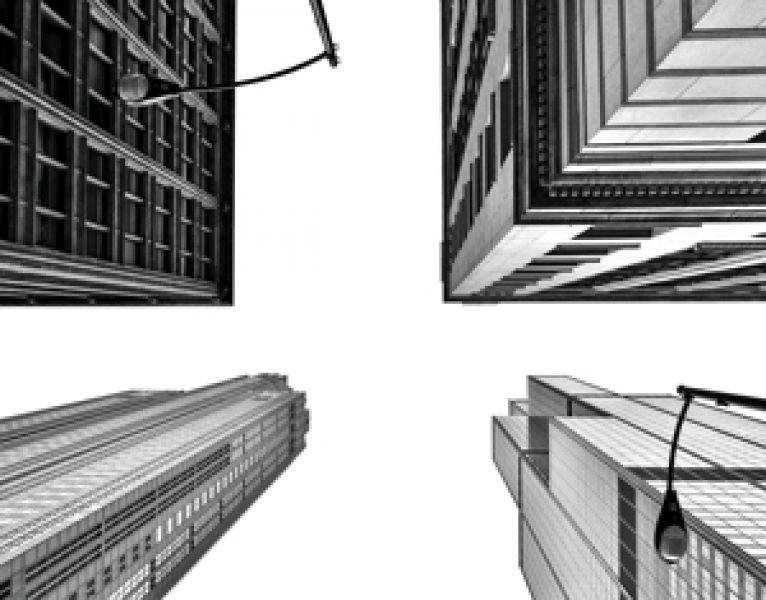 skyscrapers chicago feniello