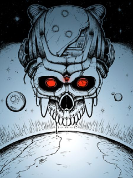 personalizzalo skull
