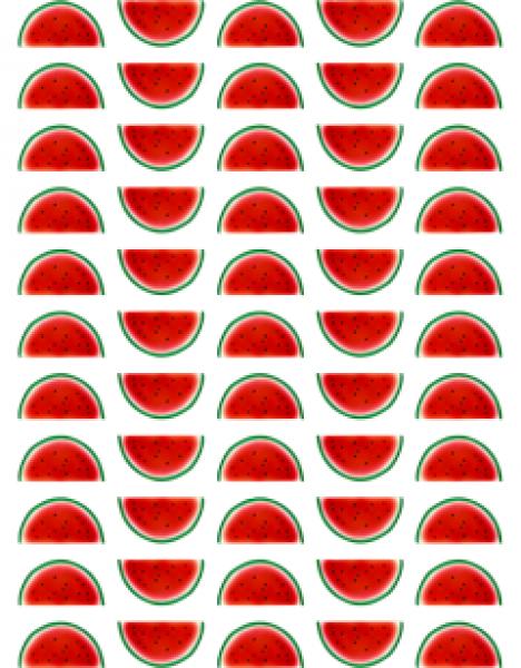 gamiddo texture watermelon