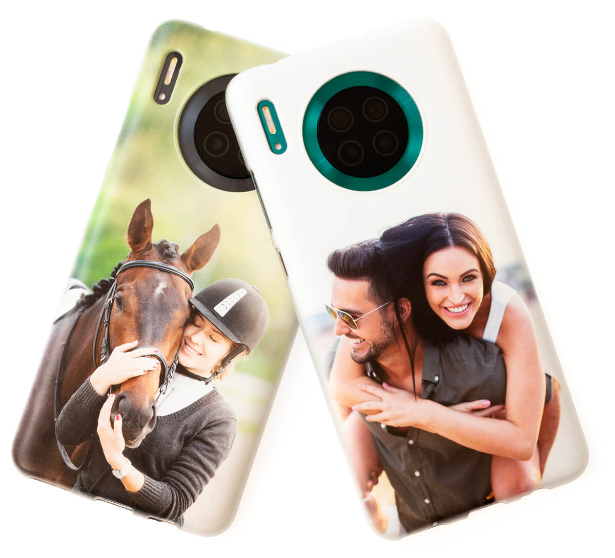 Coque silicone Mate 30 personnalise