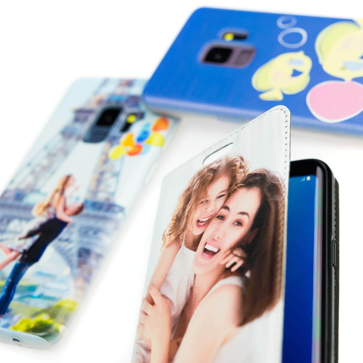 Cover personalizzate samsung s9 con foto personalizzalo for Crea la tua casa online