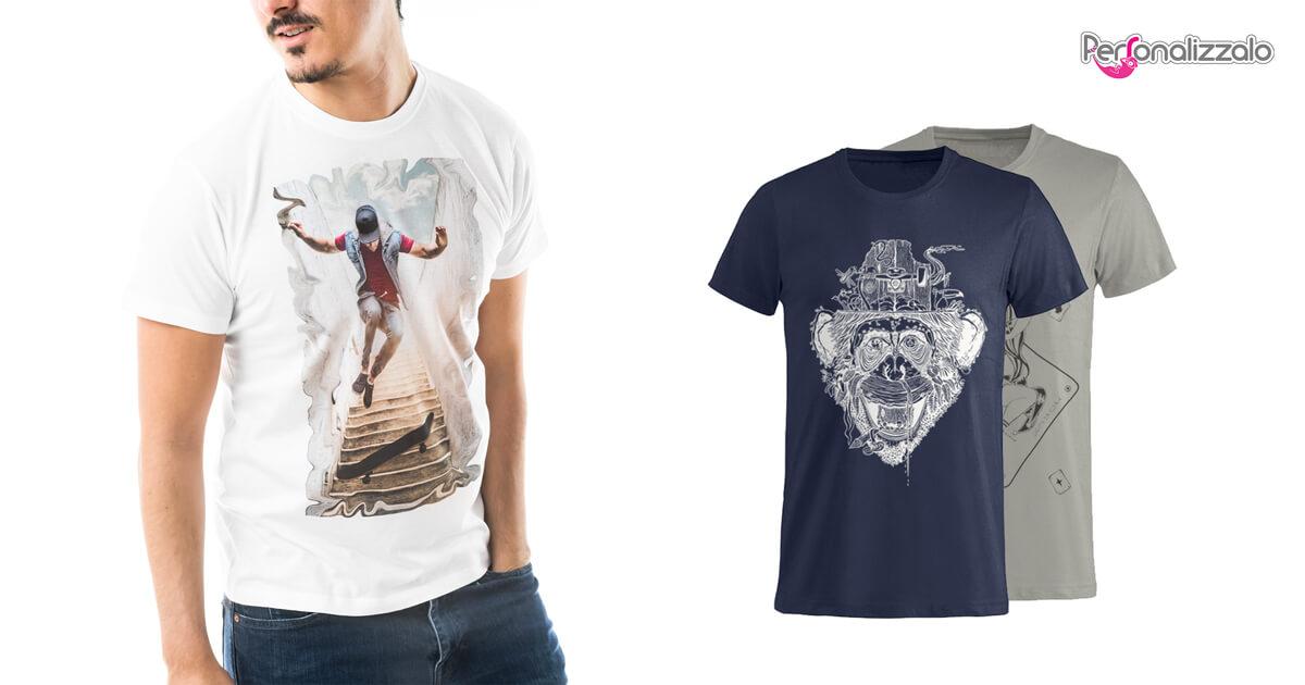 online store 40704 86711 T-Shirt Personalizzate - Personalizzalo