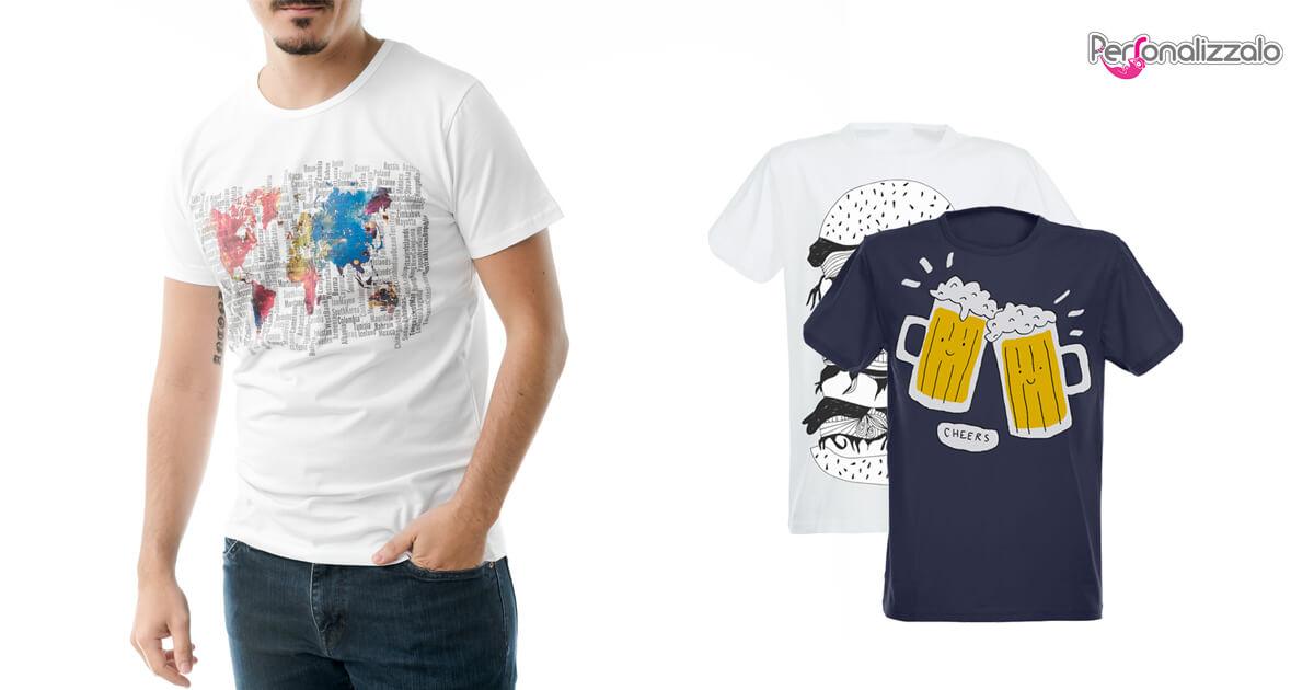 nuovo prodotto 801d2 06070 Stampa T-Shirt Personalizzate - Personalizzalo